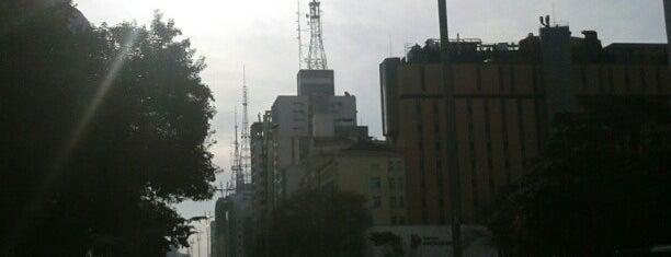 Avenida Paulista is one of São Paulo / SP.