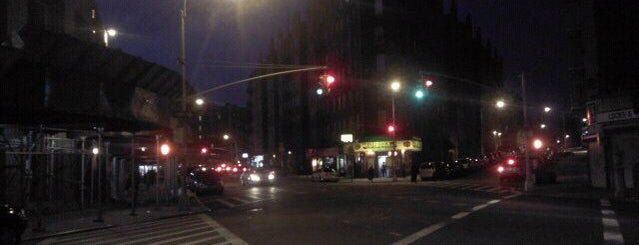 Morrisania is one of Bronx & Manhattan Neighborhoods.