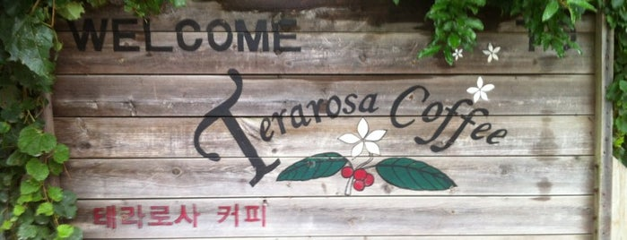 TERAROSA COFFEE is one of Posti che sono piaciuti a K..