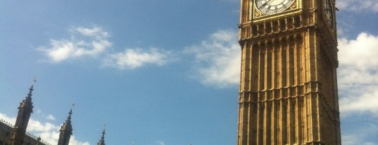 Elizabeth Tower (Big Ben) is one of Best Things To Do In London.