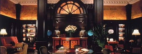 The Algonquin Hotel, Autograph Collection is one of NY Region Old-Timey Bars, Cafes, and Restaurants.