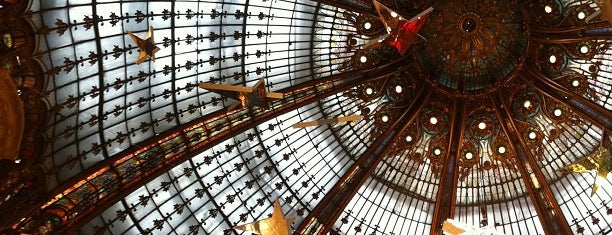 Galeries Lafayette Haussmann is one of France To Do.