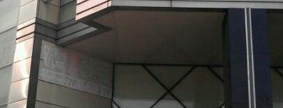 LOTTE CINEMA is one of สถานที่ที่ Kyusang ถูกใจ.