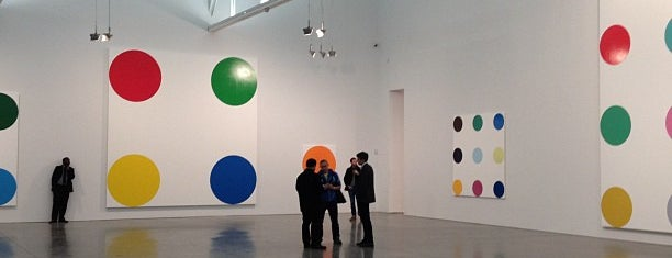 Gagosian Gallery is one of [ Notre Voyage ].