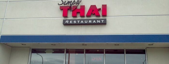 Simply Thai is one of Pamelaさんのお気に入りスポット.