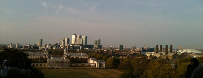Greenwich Park is one of London.