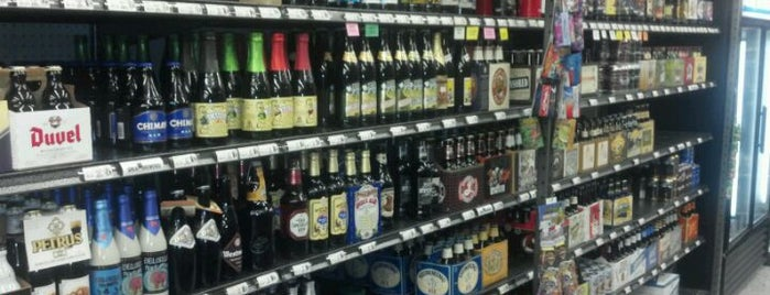 Spec's Wines, Spirits & Finer Foods is one of Bars carrying Leprechaun Ciders: Houston.