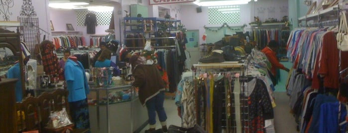 Value Village is one of City Paper's :Goods & Services: Readers Poll '11.