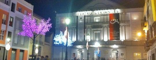Teatro Cervantes is one of 101 cosas que ver en Málaga antes de morir.
