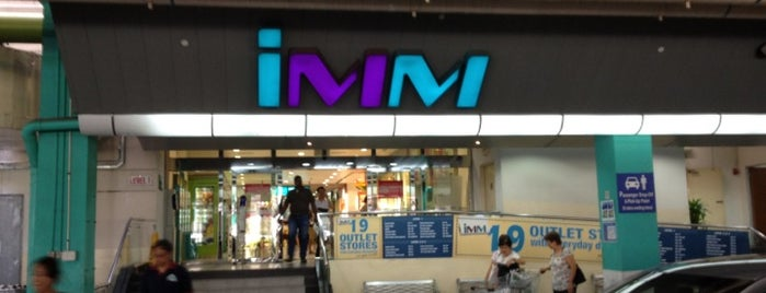 IMM Building is one of Posti che sono piaciuti a 冰淇淋.