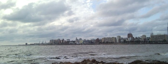 Paseo de los Pescadores is one of Montevideo #4sqCities.