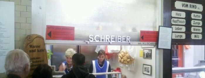 Worscht Schreiber is one of Tempat yang Disukai Andreas.