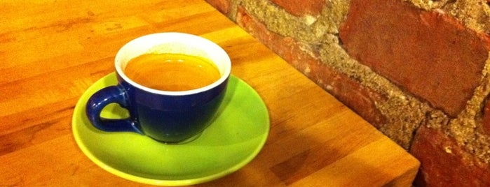Bloc 11 Cafe is one of Coffee in Boston.