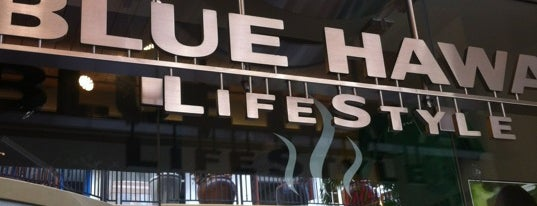 Blue Hawaii Lifestyle is one of Places to go~.