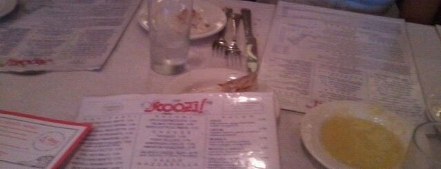 Scoozi is one of Lettuce Entertain You Restaurants.