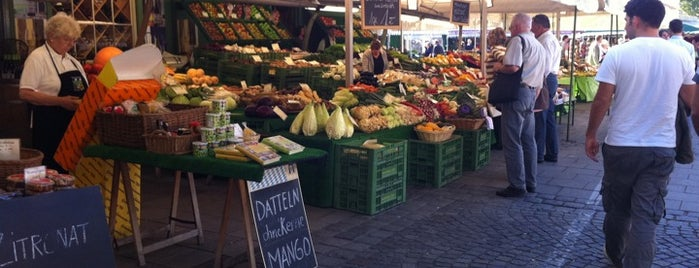 Viktualienmarkt is one of Munich To-Do List.