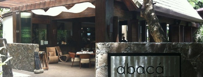 Abaca Boutique Resort + Restaurant is one of Cebu.