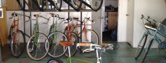 Rivendell Bicycle Works is one of Lugares favoritos de Sean.