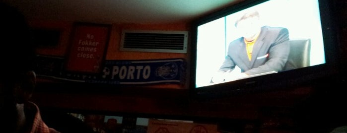 The Blue Pub is one of PICK6 BAR'S - SAO PAULO.