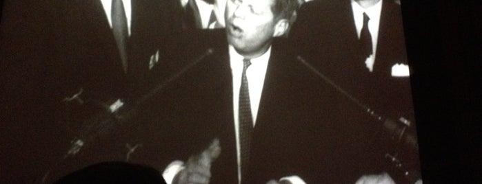 John F. Kennedy Presidential Library & Museum is one of Ryan Patrick Deacon Kane Boston Batchie WAC '13.