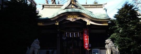 大鳥神社 is one of Lieux qui ont plu à Horimitsu.