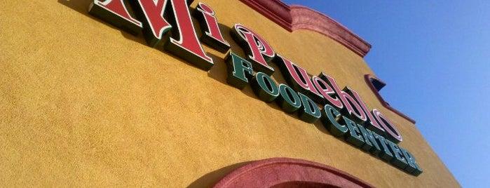 Mi Pueblo Food Center is one of San Rafael.