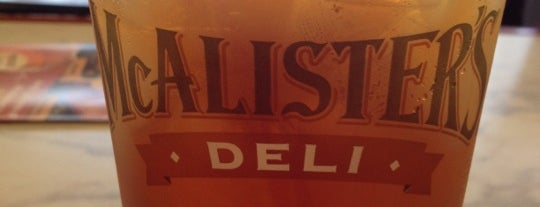 McAlister's Deli is one of JL Johnsonさんのお気に入りスポット.