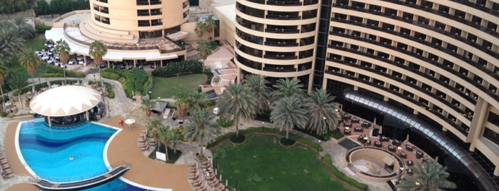 Le Royal Méridien Beach Resort & Spa is one of DXB : понравившиеся места.