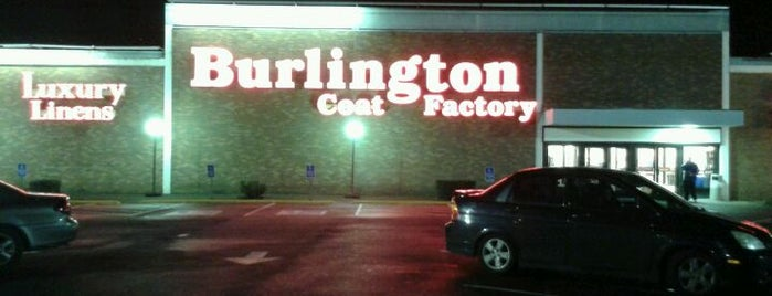Burlington is one of My favs.