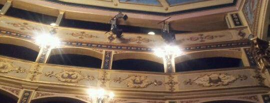 Manoel Theatre is one of Posti che sono piaciuti a Margarita.