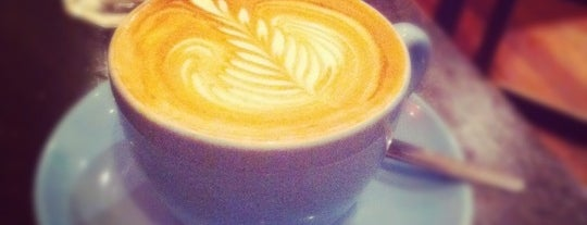 Flat White is one of London's best coffee shops.