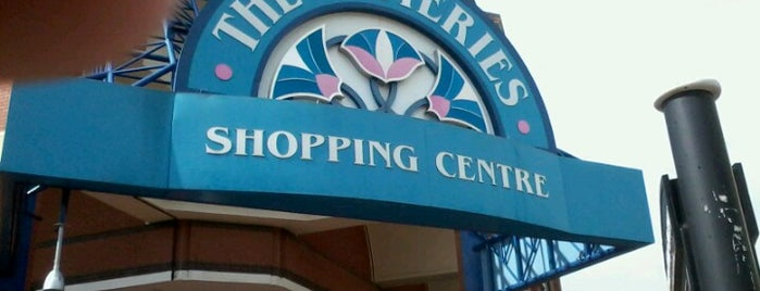 intu Potteries Centre is one of Went Before 4.0.