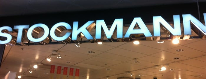 Stockmann is one of Locais curtidos por Antti.