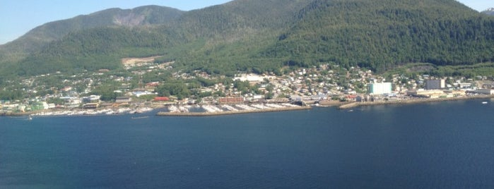 Ketchikan International Airport (KTN) is one of Airports~Part 1....