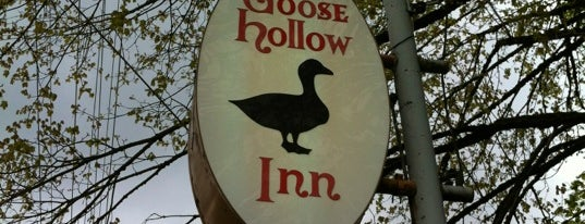 Goose Hollow Inn is one of Neon/Signs West 3.
