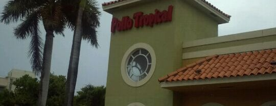 Pollo Tropical is one of Must-visit Food in Miami.