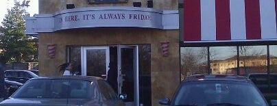 TGI Fridays is one of Tempat yang Disimpan Christi.