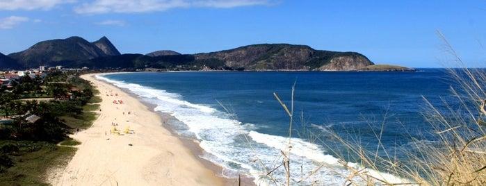 Praia de Camboinhas is one of Praias.
