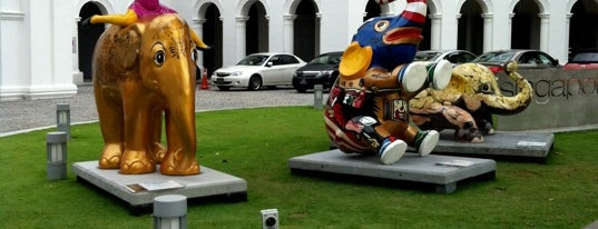 Singapore Art Museum is one of The best of Singapore.
