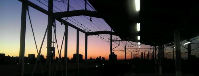 戸田駅 is one of Masahiroさんのお気に入りスポット.