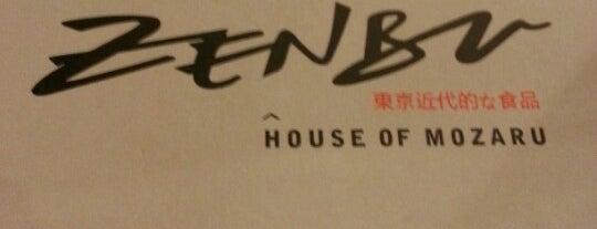 ZENBU House of Mozaru is one of Djakarta, ID..