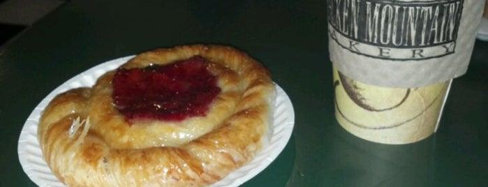 Bracken Mountain Bakery is one of NC Trip.