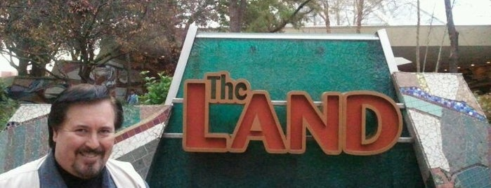 The Land Pavilion is one of My vacation @Orlando.