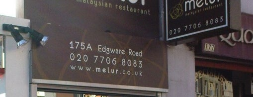 Melur is one of Makan!: Quest for Malaysian Food in UK.