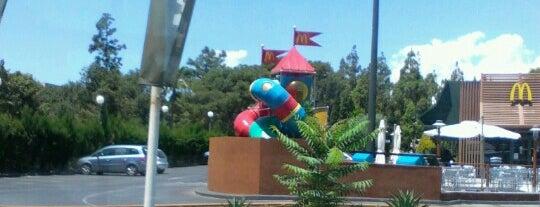McDonald's is one of Sitios en Alicante.