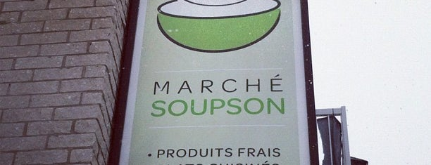 Marché Soupson is one of Places I've Been.