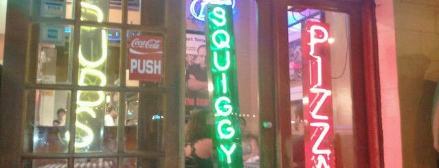 Squiggy's NY Style Pizza is one of TheClau2014.