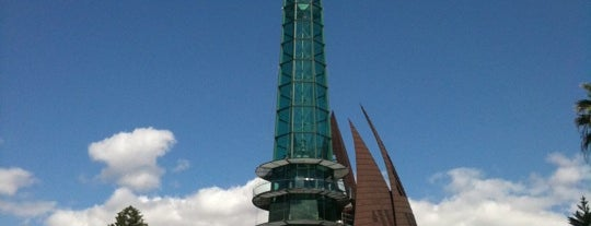 The Bell Tower is one of Perth.