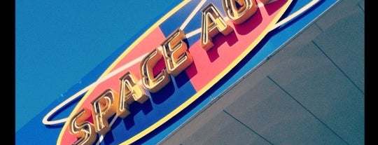 Space Age Travel Plaza is one of Trips.