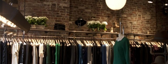 Rag & Bone - Women's is one of NY stores.